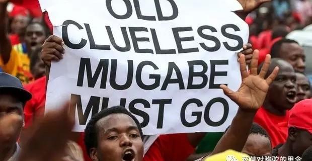 津巴布韦人反对穆加贝