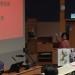 独立中文笔会举行颁奖典礼(2017年11月24日美国之音记者海彦拍摄)