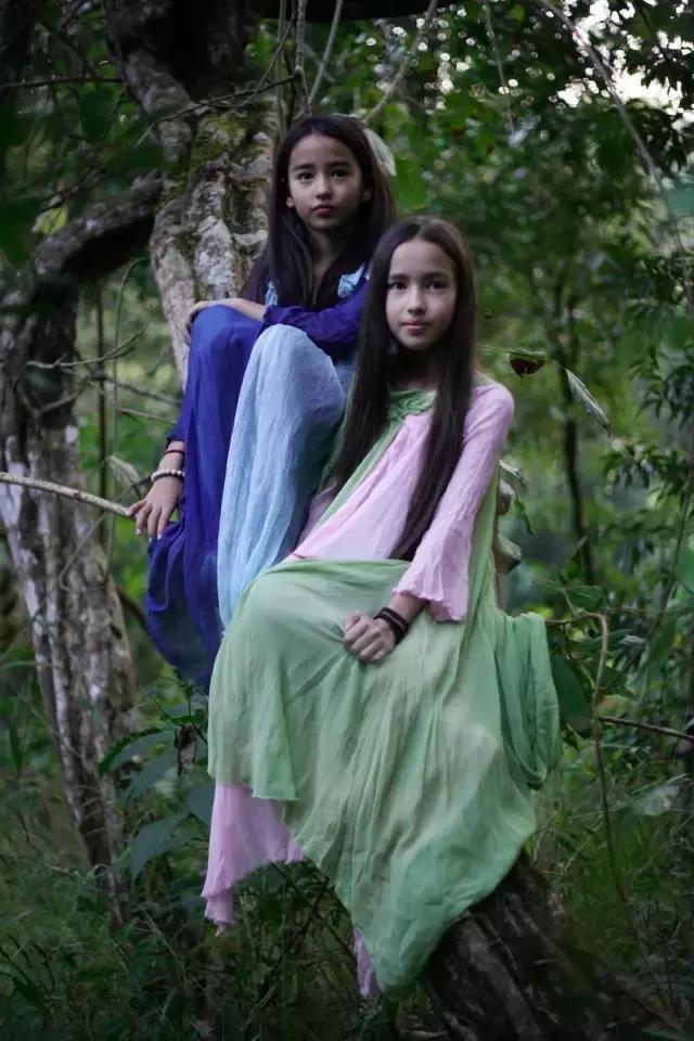 雨林精灵林妲、宛妲姐妹