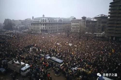 民主的果实结在罗马尼亚