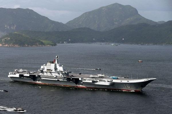 中国辽宁舰