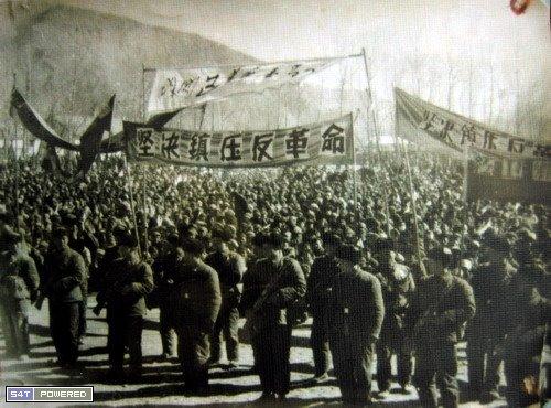 大开杀戒的西藏文革009