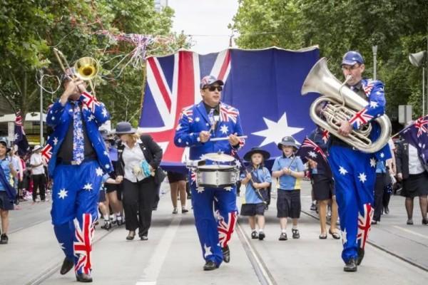 澳洲国庆1
