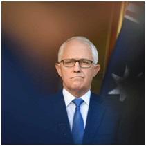 澳洲总理Malcolm Turnbull