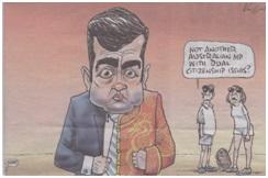 该不是澳洲国会又出个双国籍议员了吧?