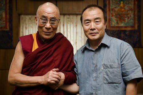 达赖喇嘛、王力雄