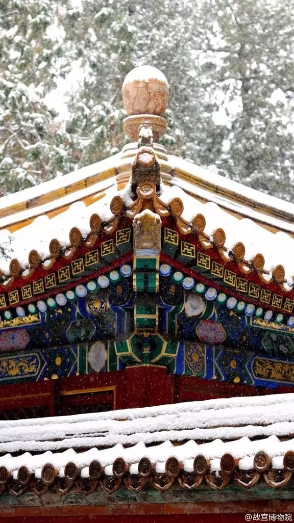 故宫春雪12