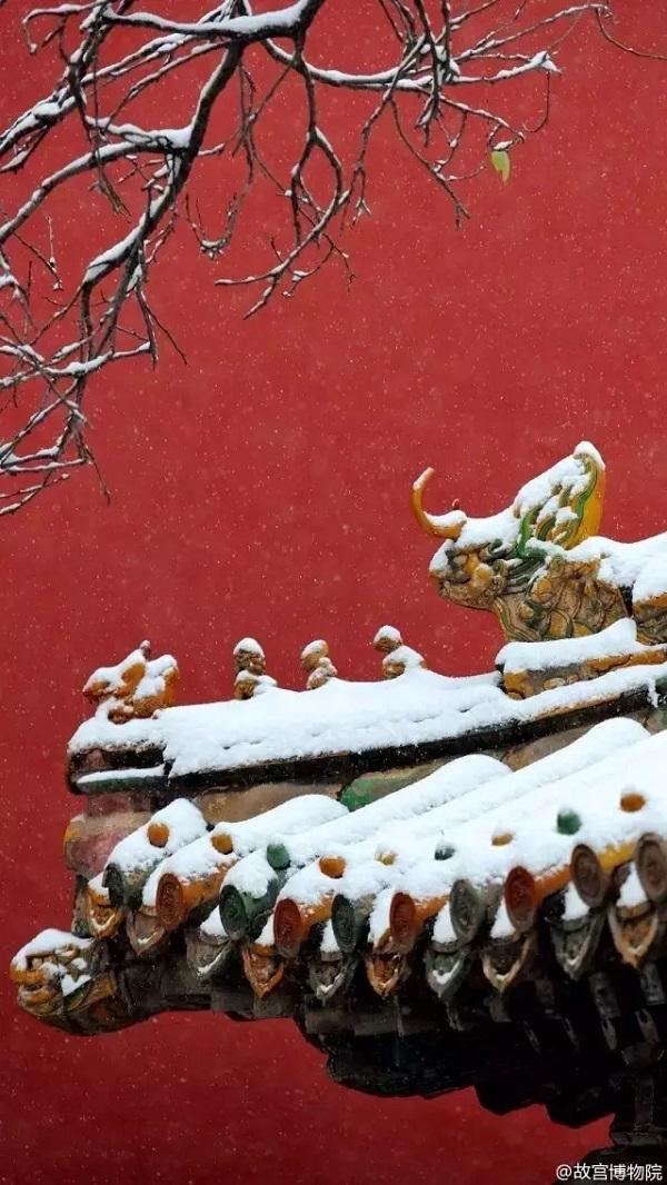 故宫春雪15