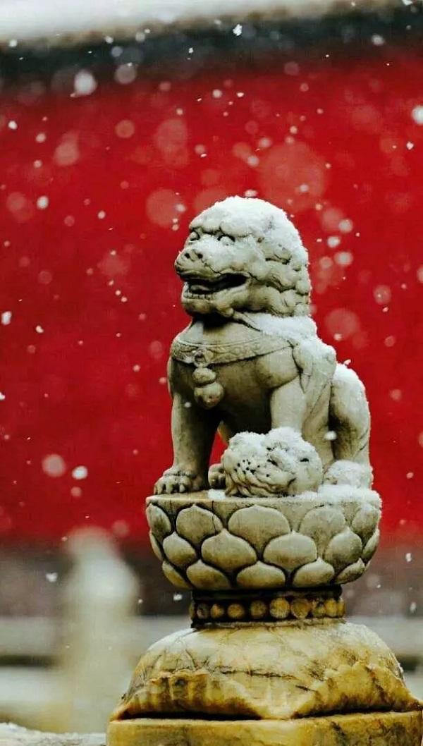 故宫春雪6