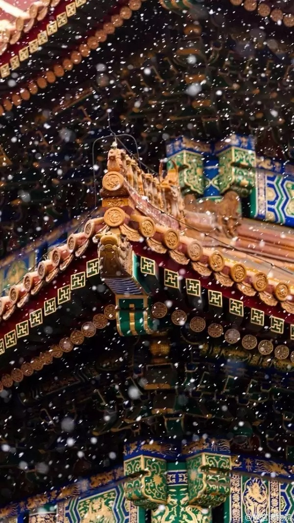 故宫春雪7