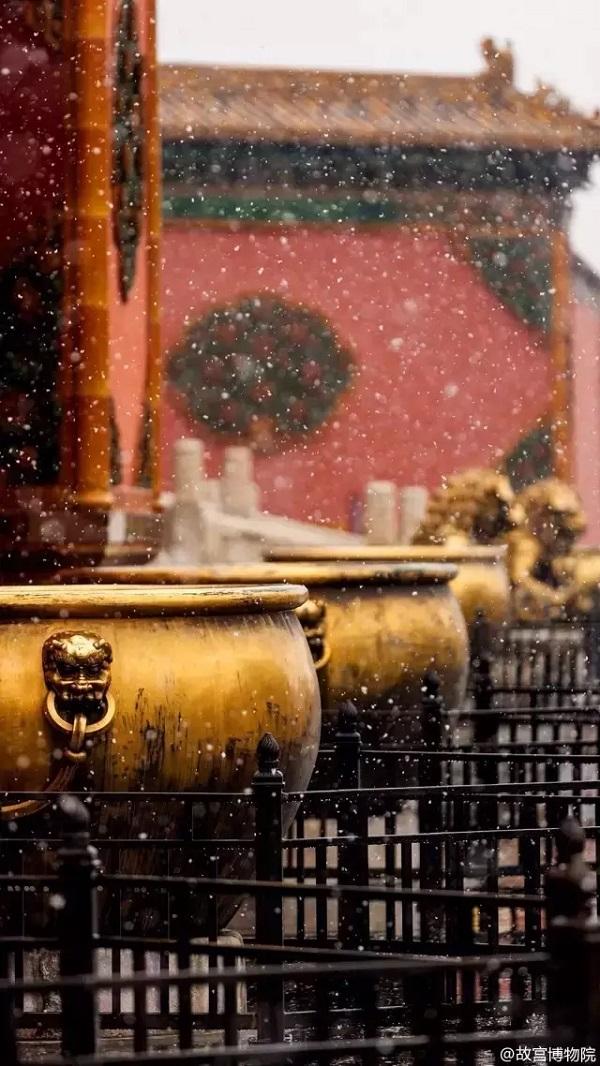 故宫春雪8