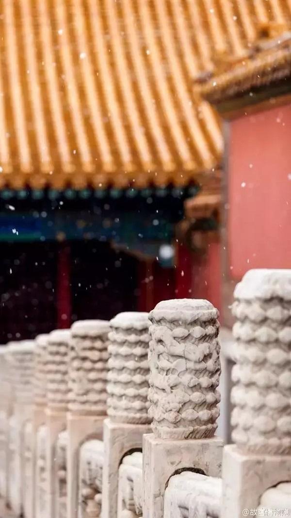 故宫春雪9