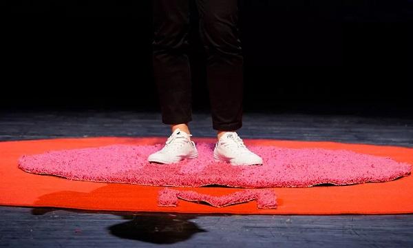 粉红的地毯2