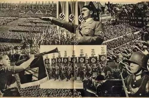 纳粹希特勒