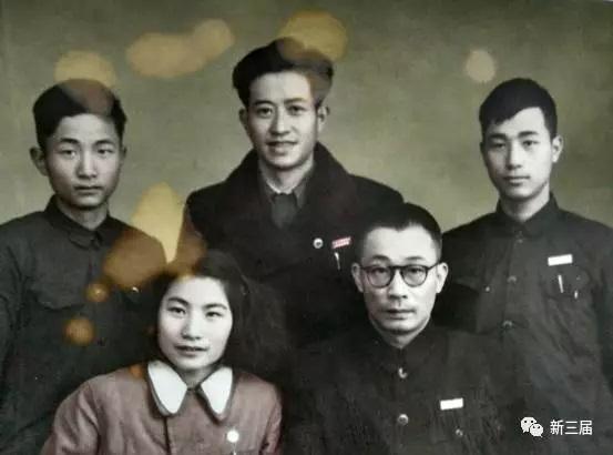 60年前幸福的一家