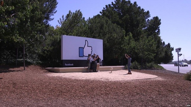 Facebook加州总部