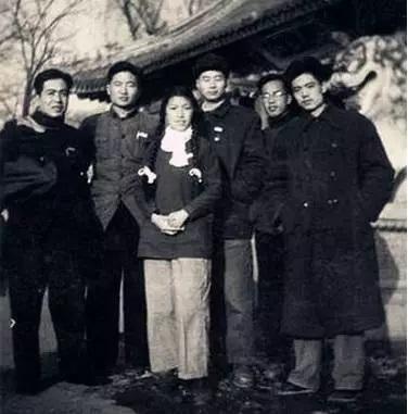 林昭和大学同学