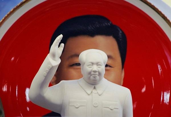 毛泽东习近平