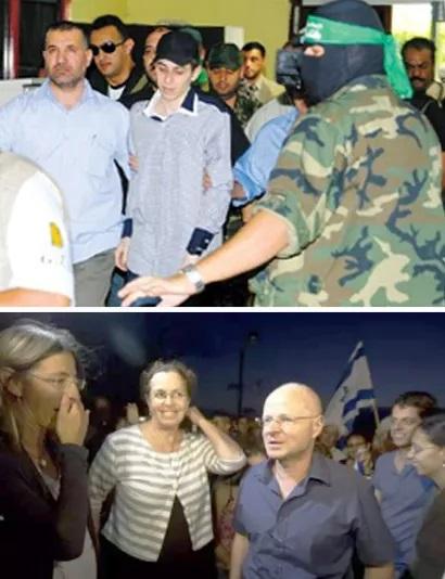看到沙利特被释放的转播画面,家人喜极而泣