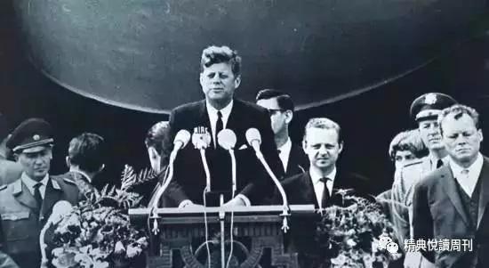 肯尼迪在西柏林演讲2