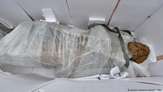 马克思雕像已于3月抵达特里尔