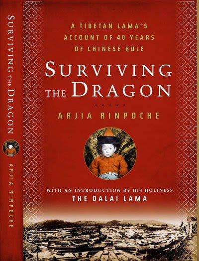 阿嘉仁波切英文自传《SURVIVING THE DRAGON》