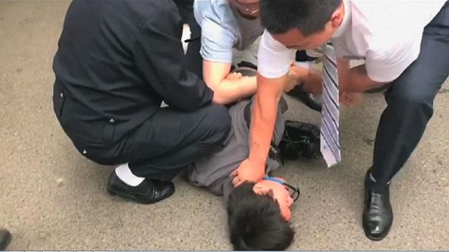 香港Now TV电视台驻北京记者