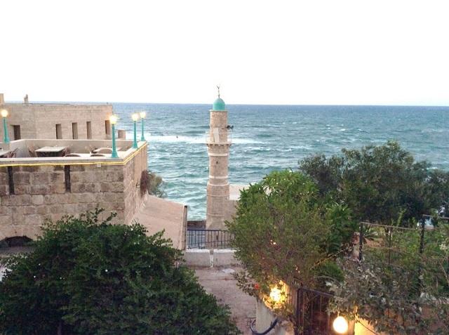 地中海旁清真寺