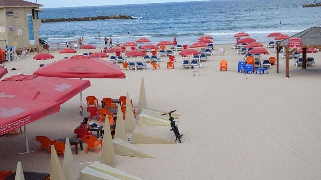 地中海海岸