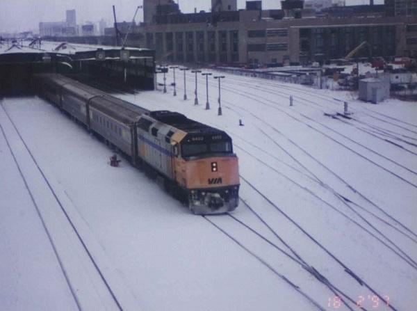 多伦多火车站