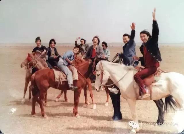 幸存者旧照:坝上草原