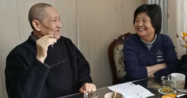 鲍彤、李南央