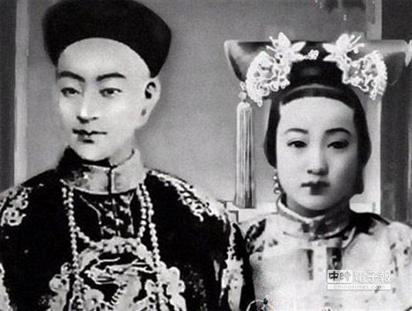 光绪皇帝及珍妃