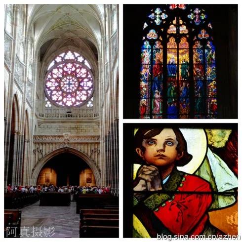 圣维特大教堂内部
