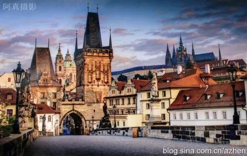 布拉格的名片——查理桥