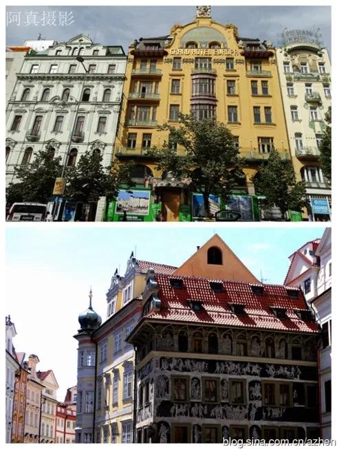 布拉格老城街景2