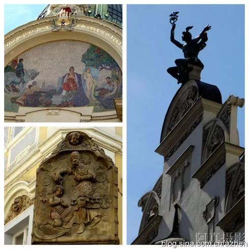 布拉格老城街景3