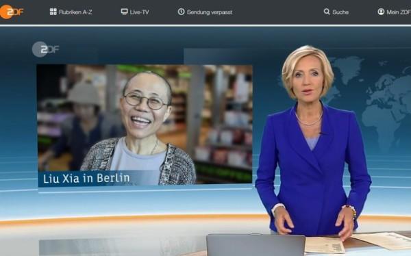 ZDF-Liu Xia