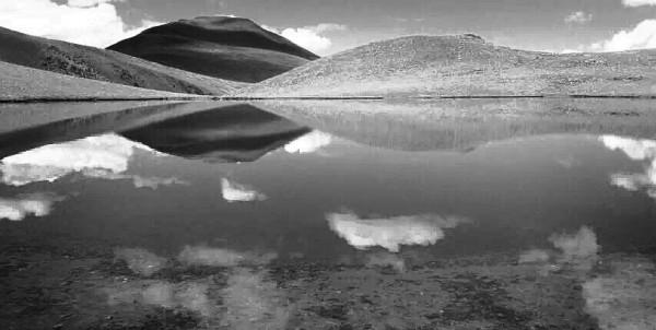 卫藏一圣湖-西藏