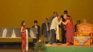 孟煌、达赖喇嘛