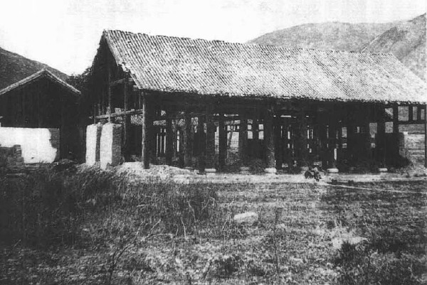 巴塘设立的川边大臣衙门旧址