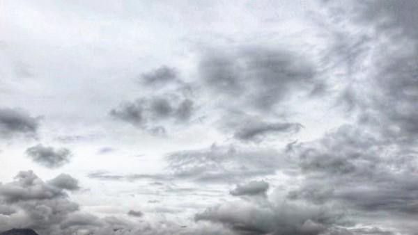 拉萨上空-西藏