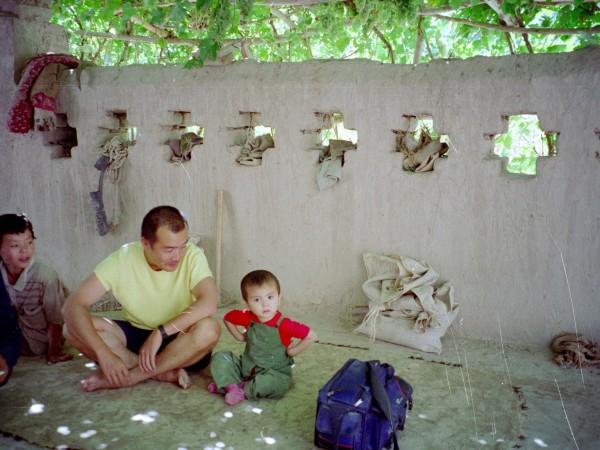 王力雄-1993年新疆若羌
