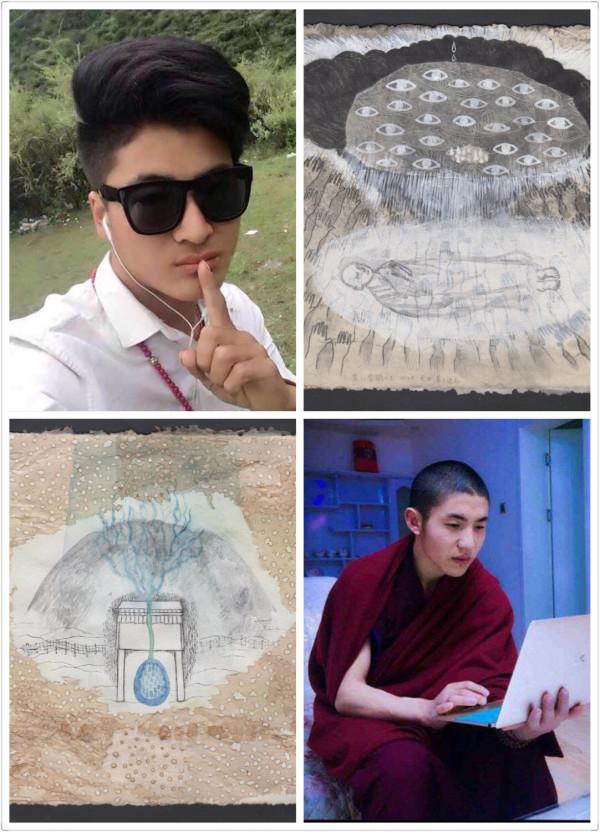 4位自焚藏人