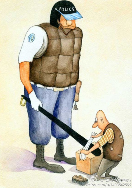 police警察