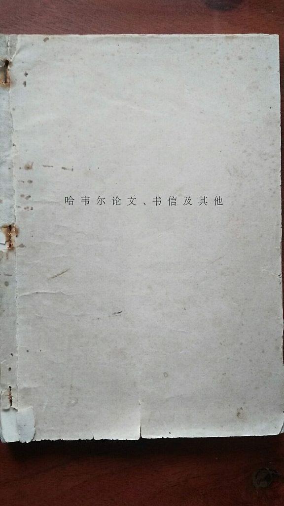 崔卫平:一份较早的维权文本